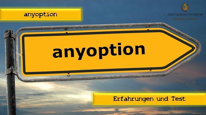 Erfahrungen Anyoption