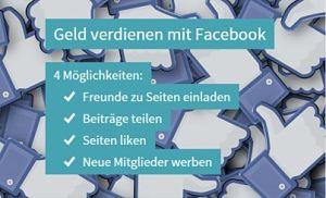 Someboost Geld verdienen mit Facebook