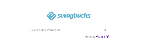 Swagbucks Suchmaschine