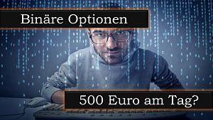 Geld verdienen im Internet mit binären Optionen
